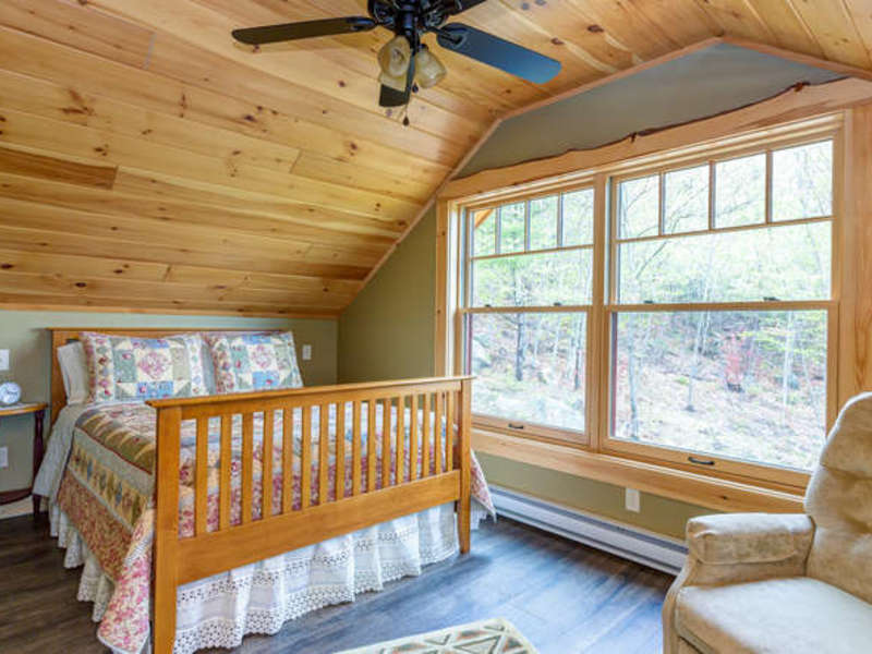 Libby Mountain Home for sale custom country home for sale in maine house for sale in limington maine