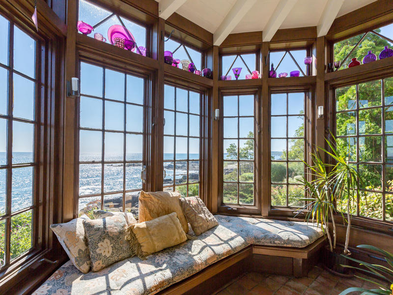 oceanfront views in cape elizabeth maine property for sale