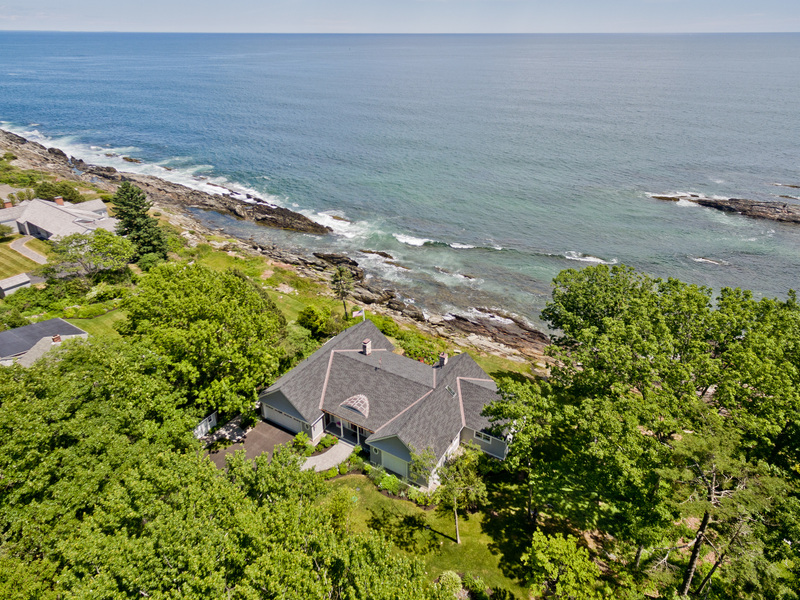 WATERFRONT properties for sale in cape elizabeth maine coastal maine homes for sale